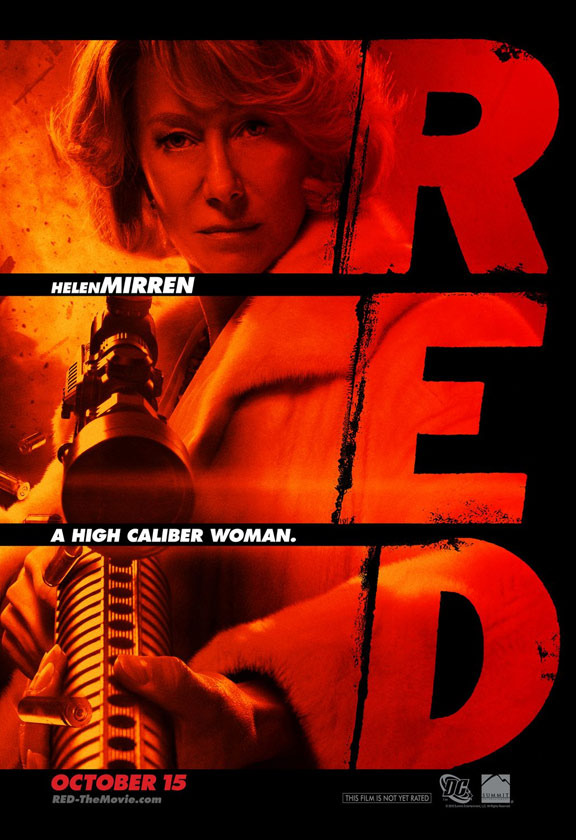 Red Poster #2