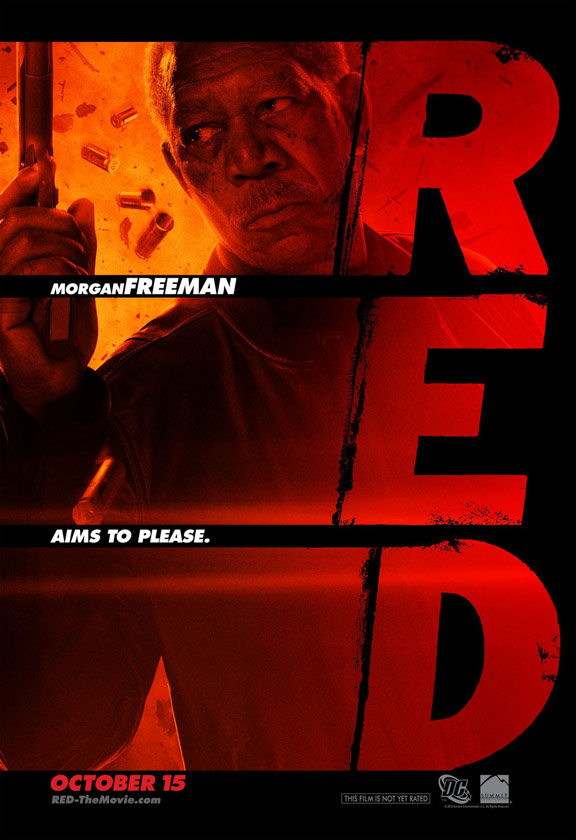 Red Poster #4
