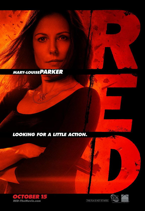 Red Poster #5