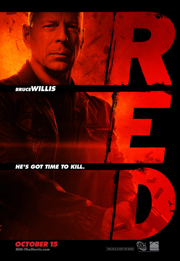 Red Poster #1