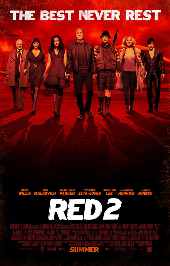 Red 2 Poster #11