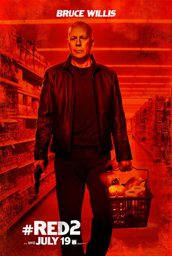 Red 2 Poster #4