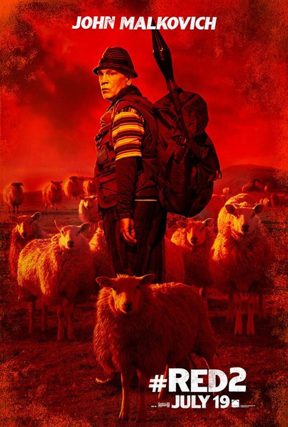 Red 2 Poster #5