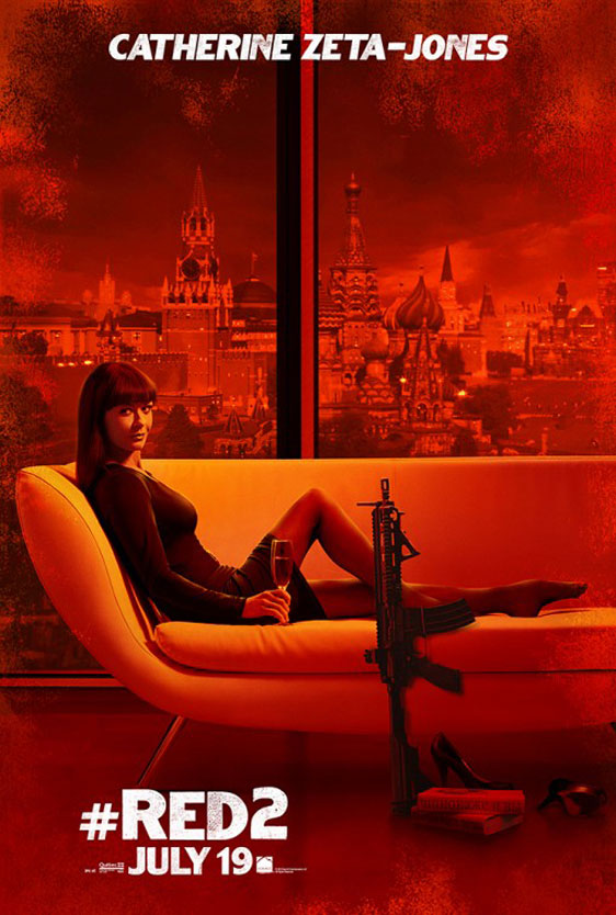 Red 2 Poster #6