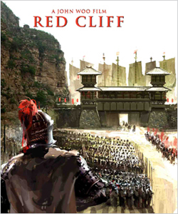 Red Cliff Poster #1