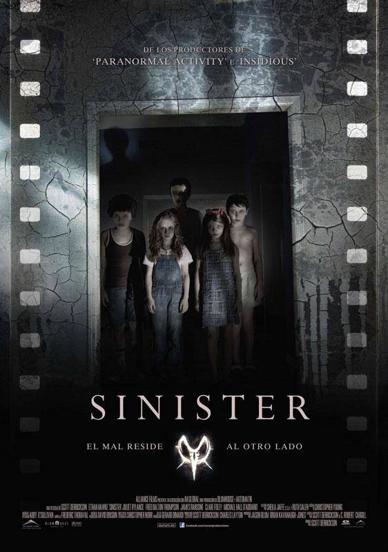 Sinister Poster #3