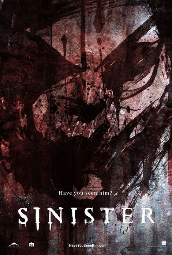 Sinister Poster #4