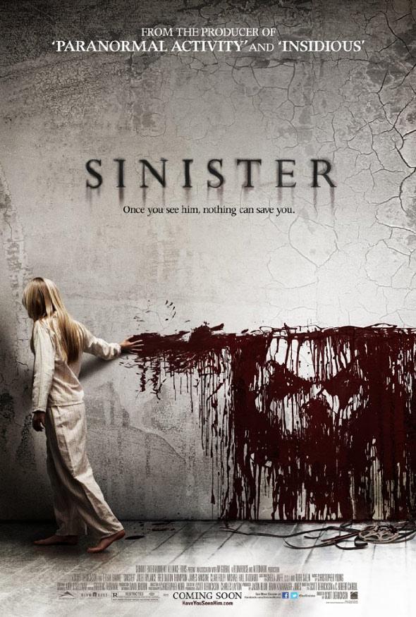 Sinister Poster #1