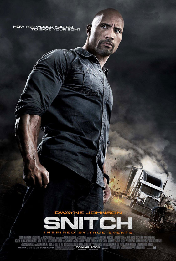 Snitch Poster #1