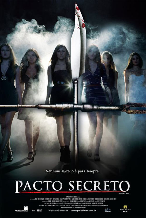 Sorority Row Poster #3