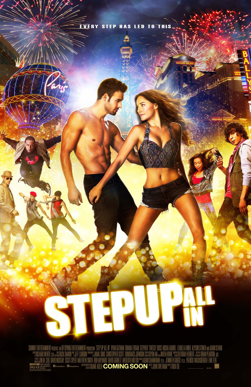 Step Up: All In Poster #1