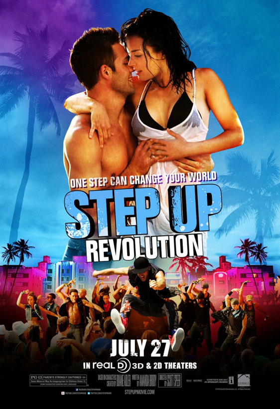 Step Up Revolution Poster #5