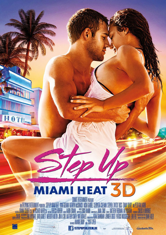 Step Up Revolution Poster #8