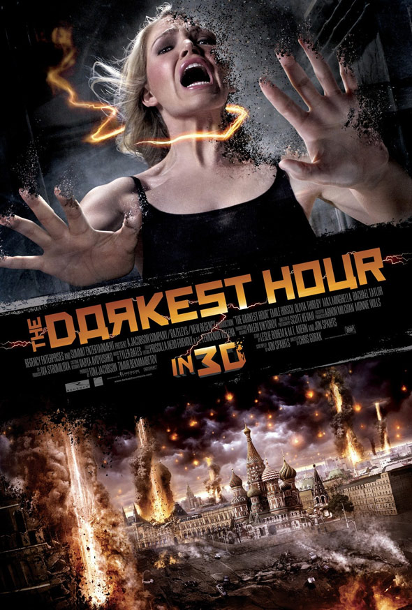 The Darkest Hour Poster #1