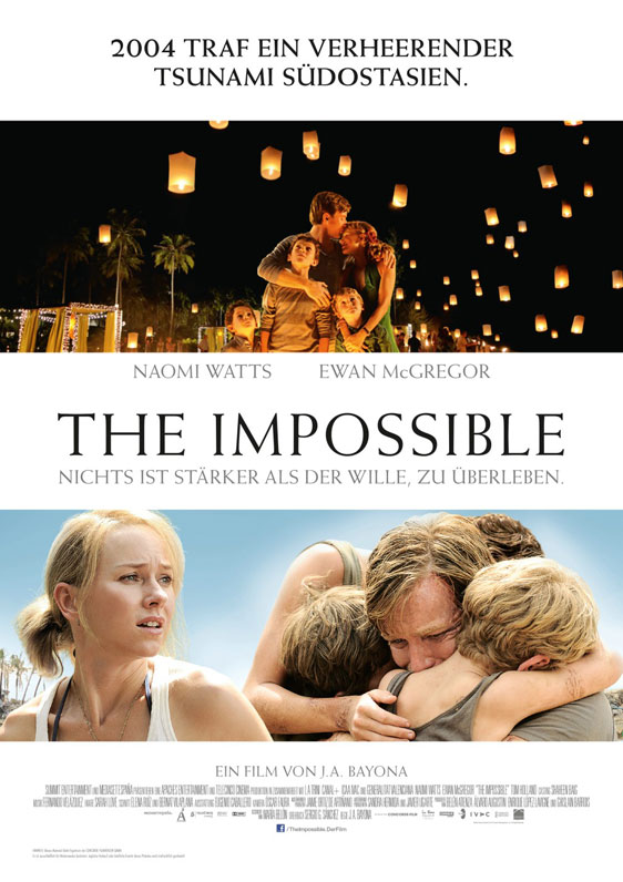 The Impossible Poster #11