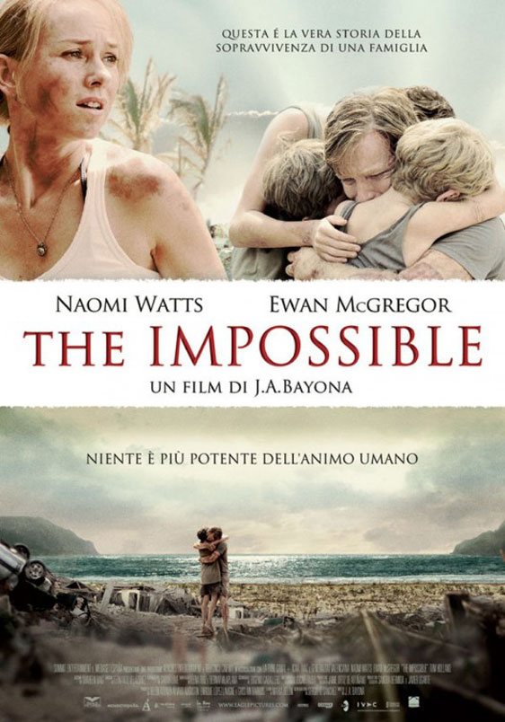 The Impossible Poster #12