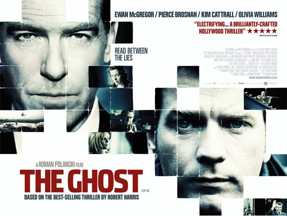 The Ghost Writer Poster #3