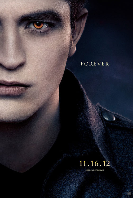 The Twilight Saga: Breaking Dawn - Part 2 Poster #4