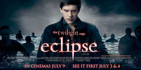 The Twilight Saga: Eclipse Poster #11