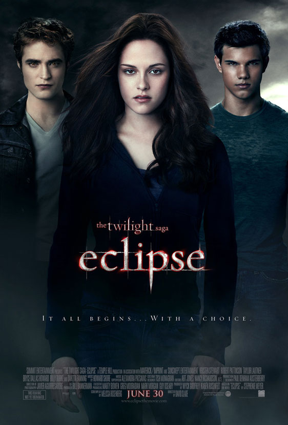 The Twilight Saga: Eclipse Poster #2