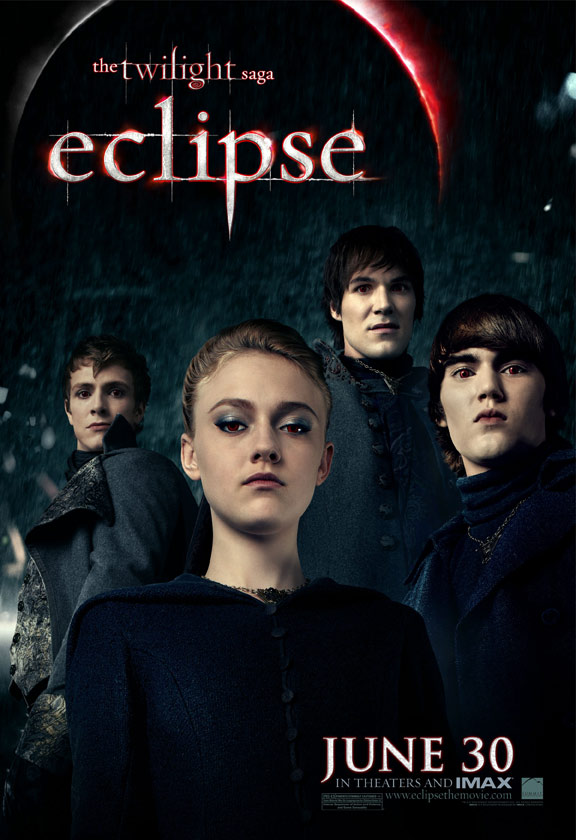 The Twilight Saga: Eclipse Poster #3