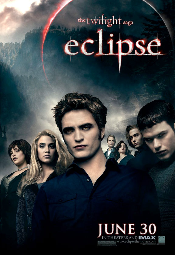 The Twilight Saga: Eclipse Poster #7