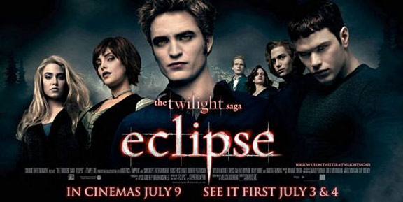 The Twilight Saga: Eclipse Poster #9