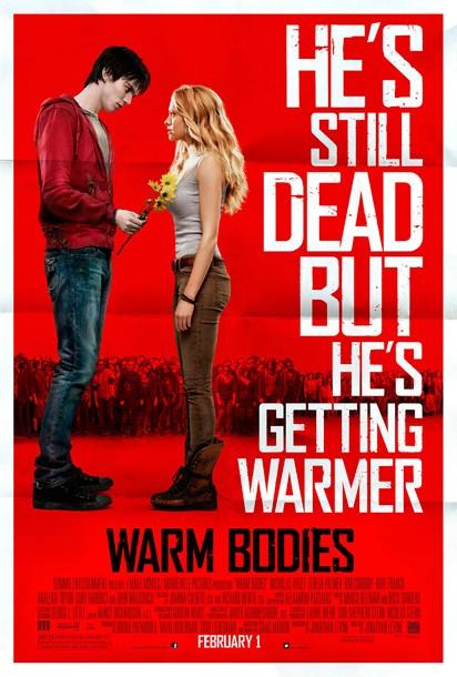 Warm Bodies Poster #2