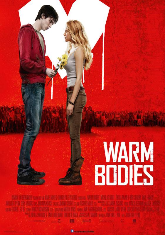 Warm Bodies Poster #3