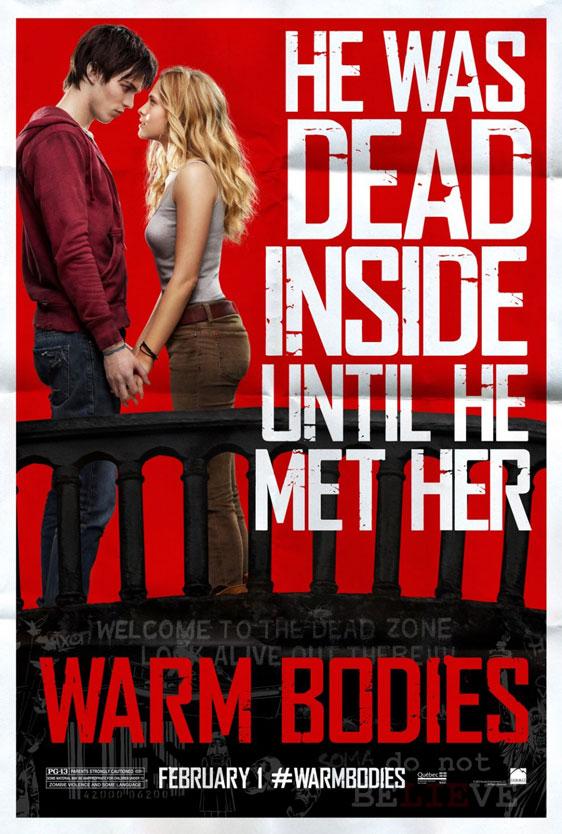 Warm Bodies Poster #7