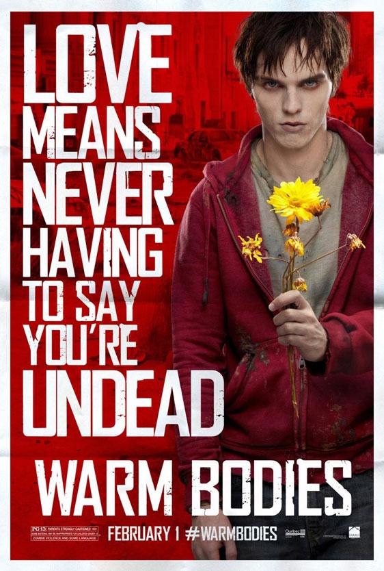 Warm Bodies Poster #8