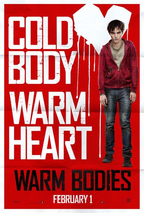 Warm Bodies Poster #1