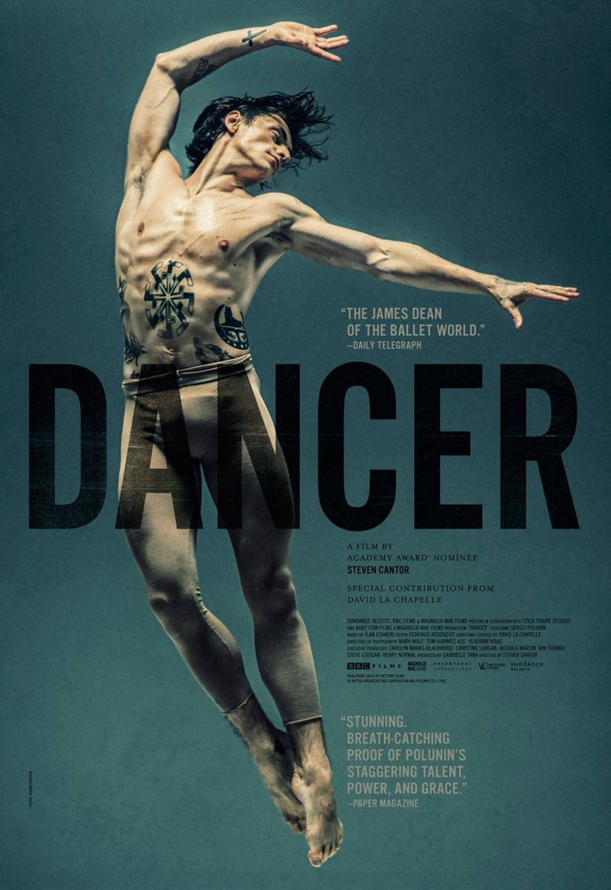 Dancer (2016) Poster #1 - Trailer Addict