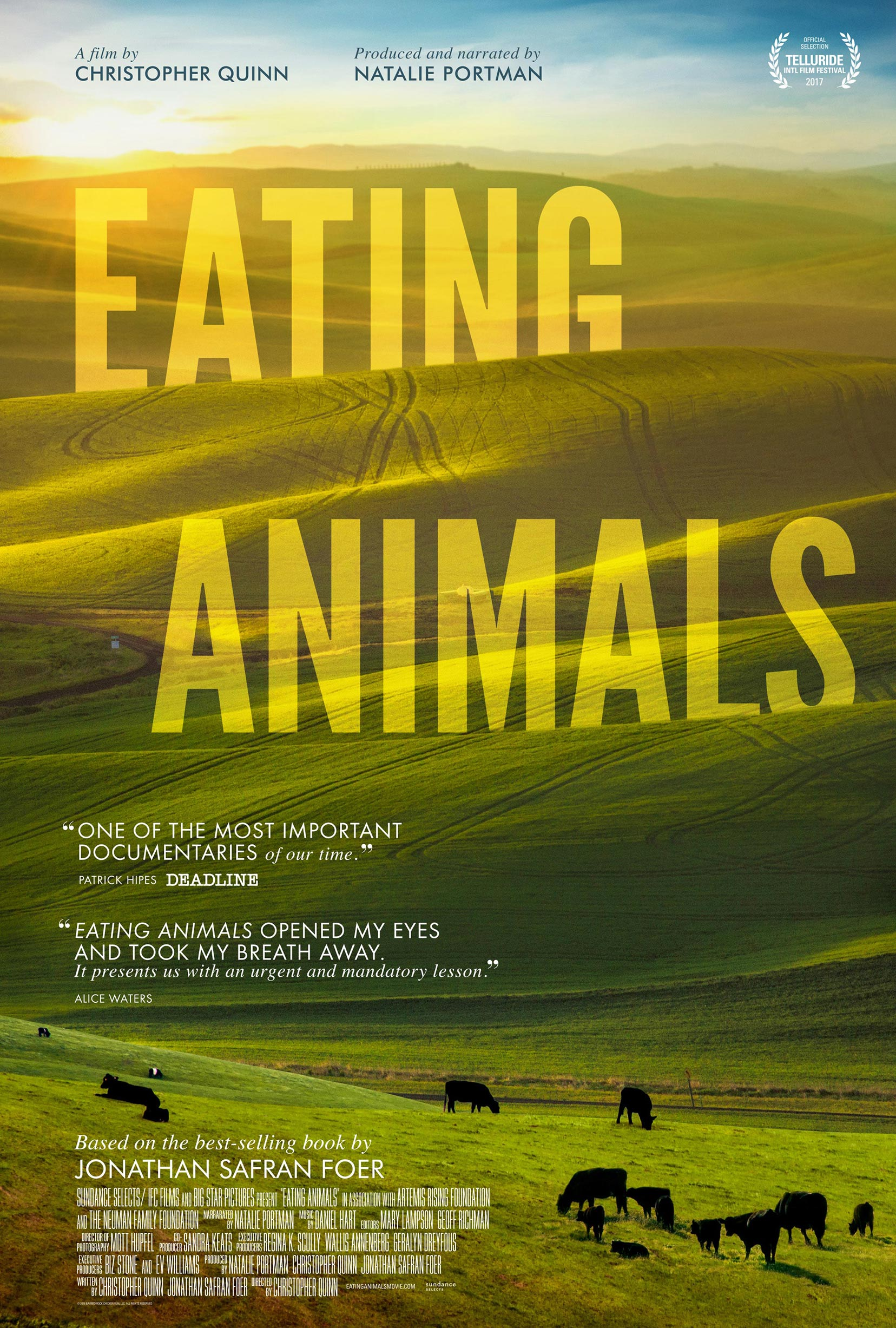 Eating Animals Poster #1
