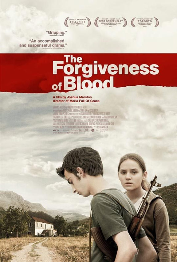 The Forgiveness Of Blood Poster #1