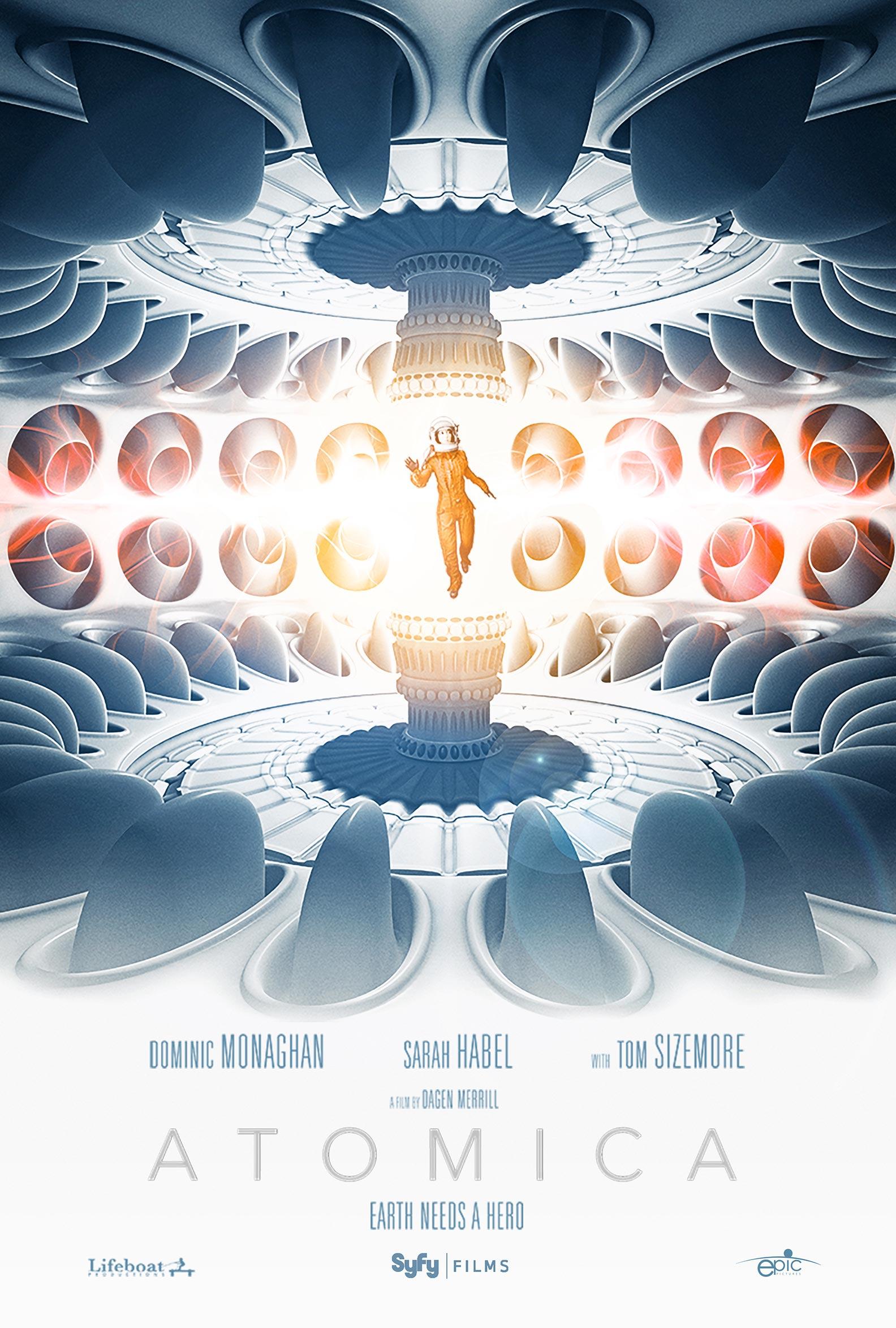 Atomica Poster #1
