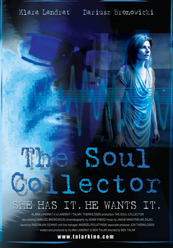 The Soul Collector Poster #1