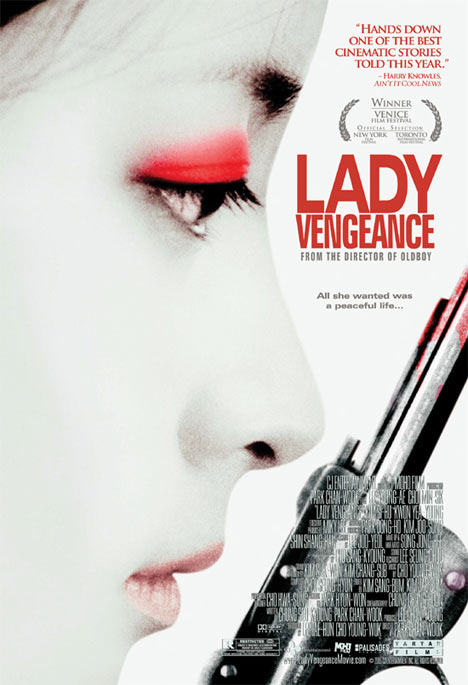 Lady Vengeance Poster #1