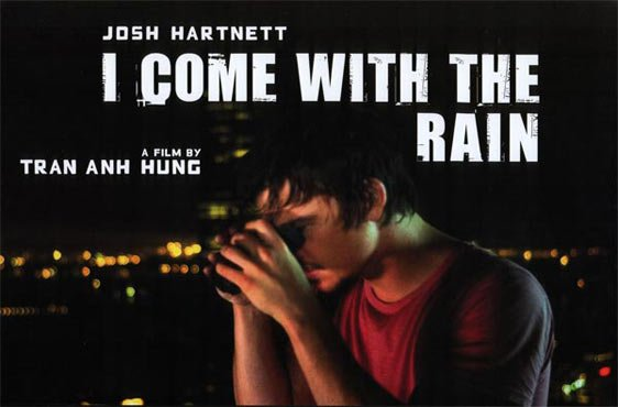 I Come with the Rain Poster #2