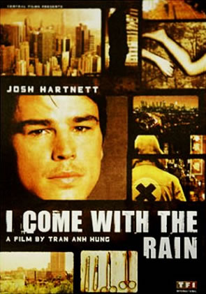 I Come with the Rain Poster #1