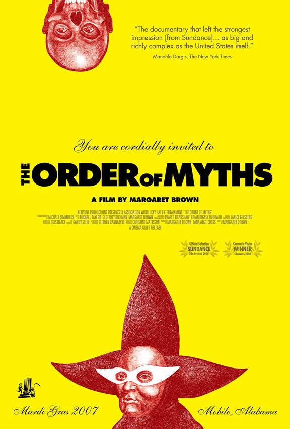 The Order of Myths Poster #1