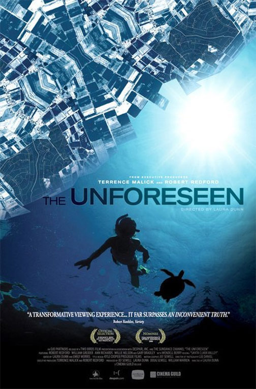 The Unforeseen Poster #1
