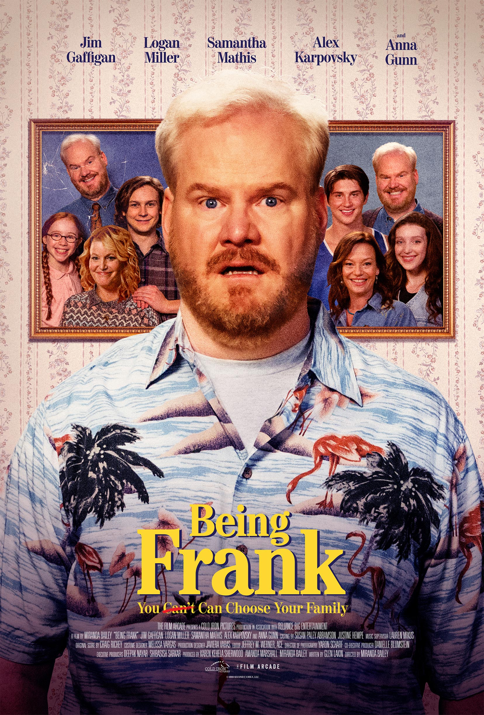 Being Frank Poster #1
