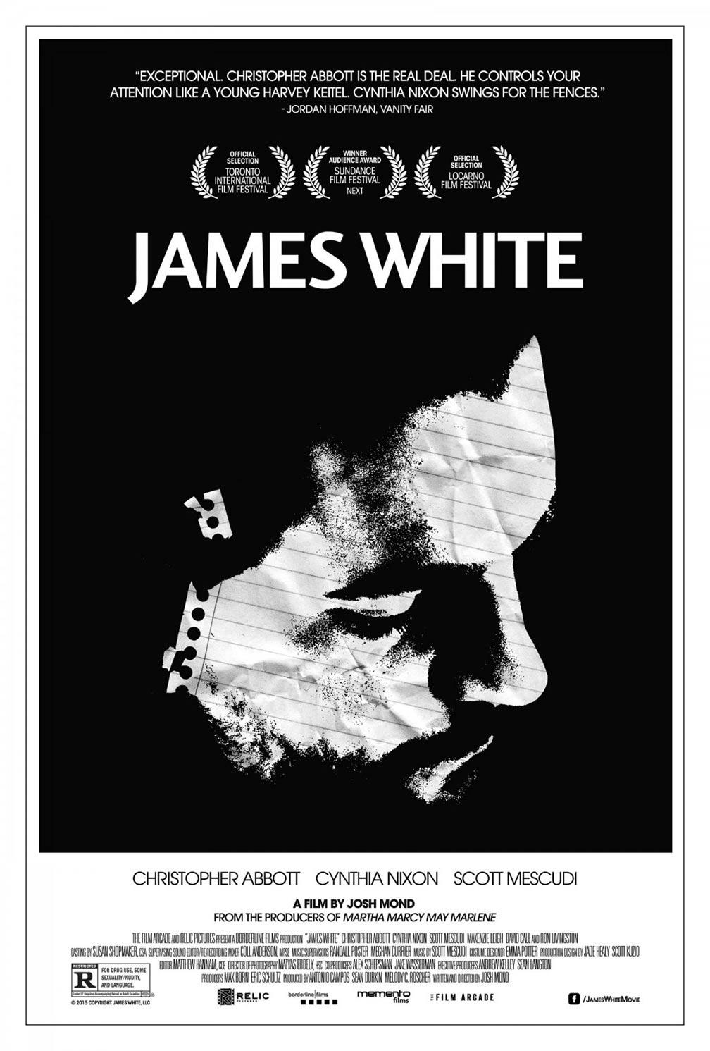 James White Poster #1