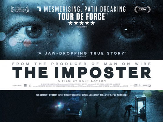 The Imposter Poster #3