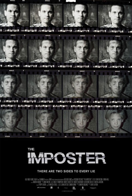 The Imposter Poster #4