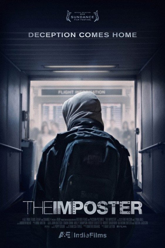 The Imposter Poster #1