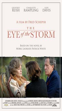The Eye of the Storm Poster #1