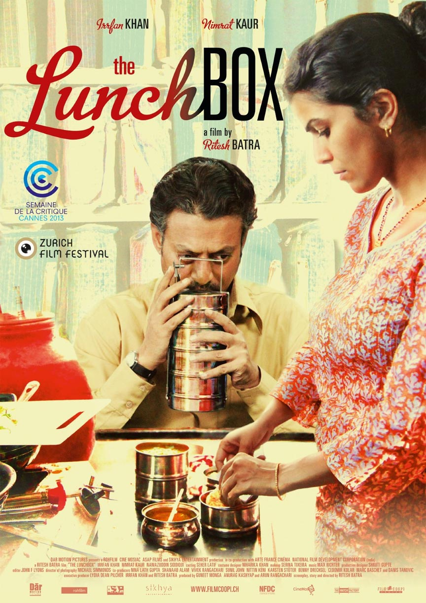 The Lunchbox Poster #2