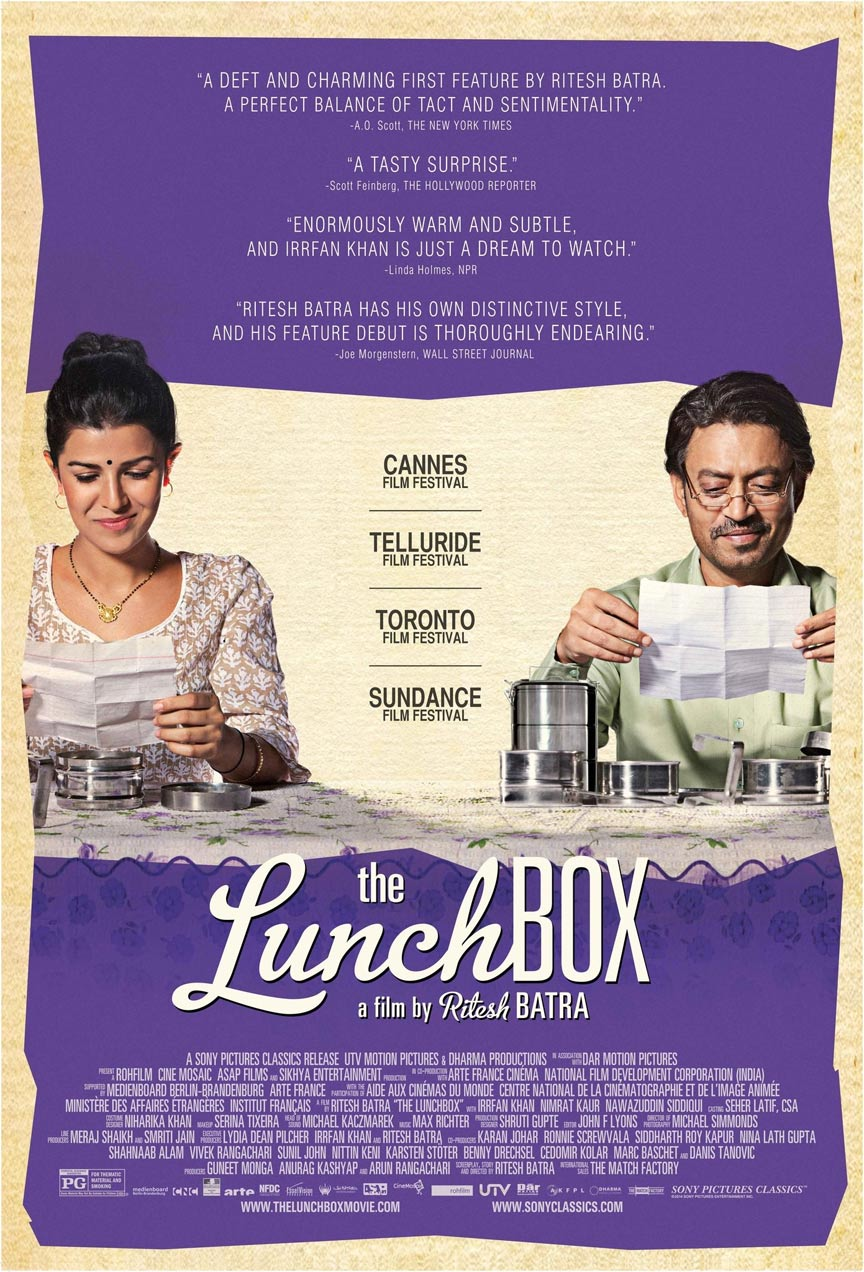 The Lunchbox Poster #1